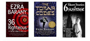 Thrillers by Ezra Barany