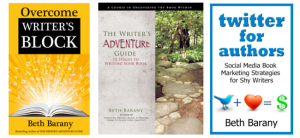 Beth Barany's nonfiction books