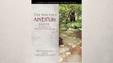 Writer's Adventure Guide homestudy course with Beth Barany ($60 value)